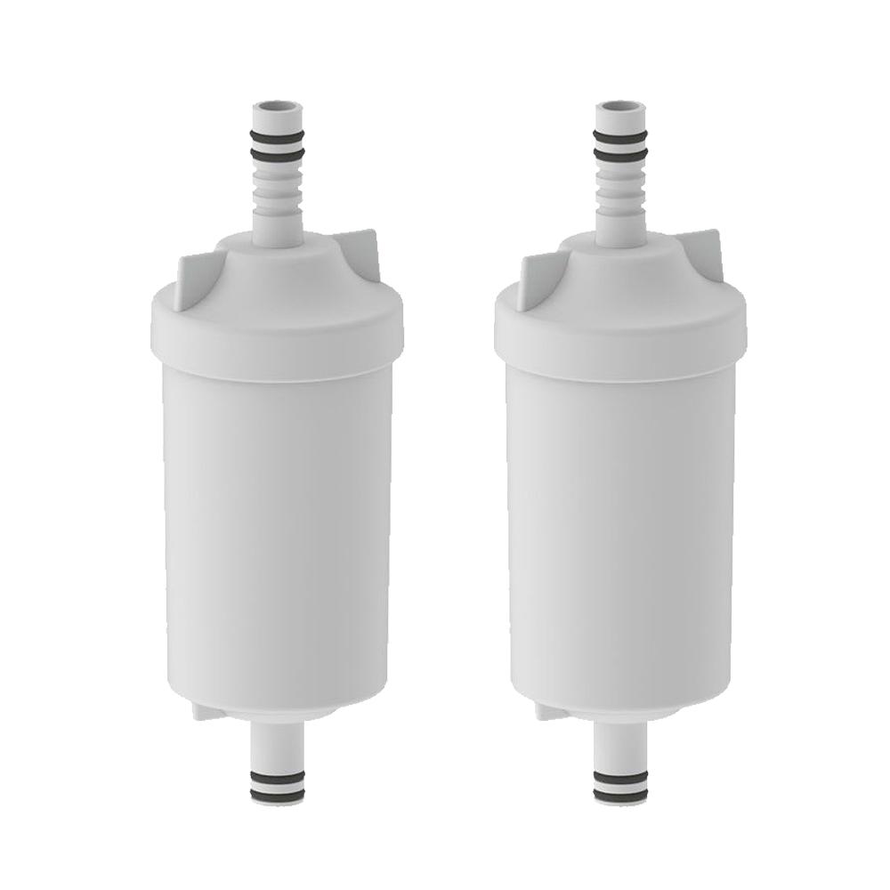 Kit 2 unidades Refil Filtro Planeta Água Torneira Universal Blindado Compatível para Talita, Romar, Leão e Pevilon
