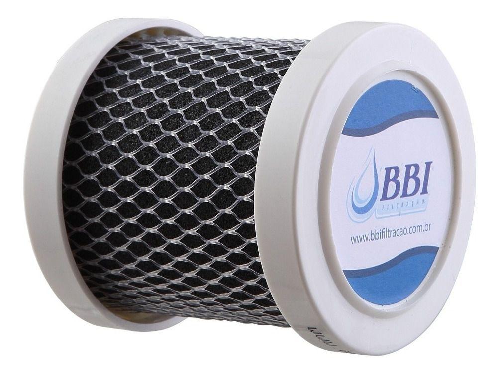 Kit 4 Carvão Ativado Para Geladeira Remoção De Cheiro Odor Bbi Odorless Desodorizador  - SUPERFILTER