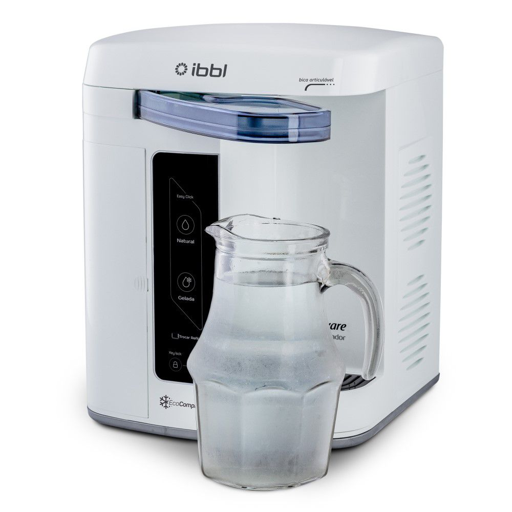 Purificador Refrigerado IBBL de Água Natural e Gelada Branco Innovare  - SUPERFILTER