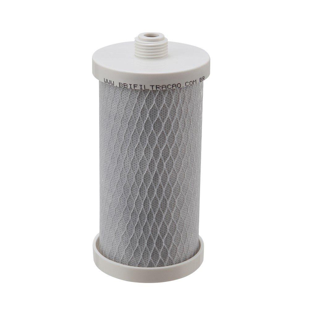 Refil Filtro Carbon Block Linha 200 - 7