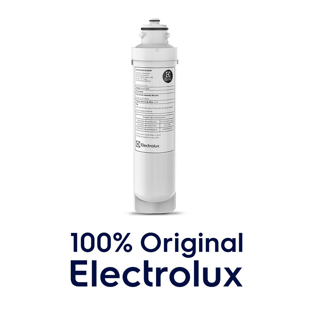 Refil Filtro Electrolux Original PAUFCB30 Pa21g Pa26G Pa31g