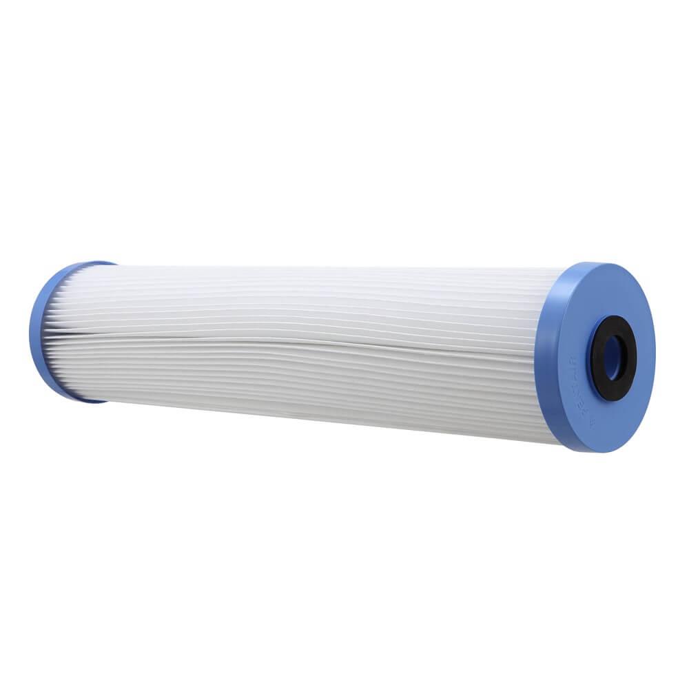 Refil Filtro Pentek Pentair Elemento Filtrante Poliéster Plissado BIG 20 R30-20BB