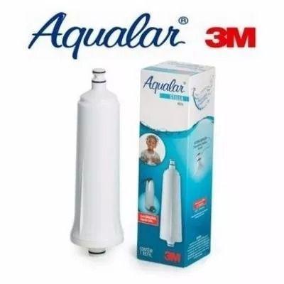 Refil Filtro Purificador de água 3m Aqualar Stilla Original  - SUPERFILTER