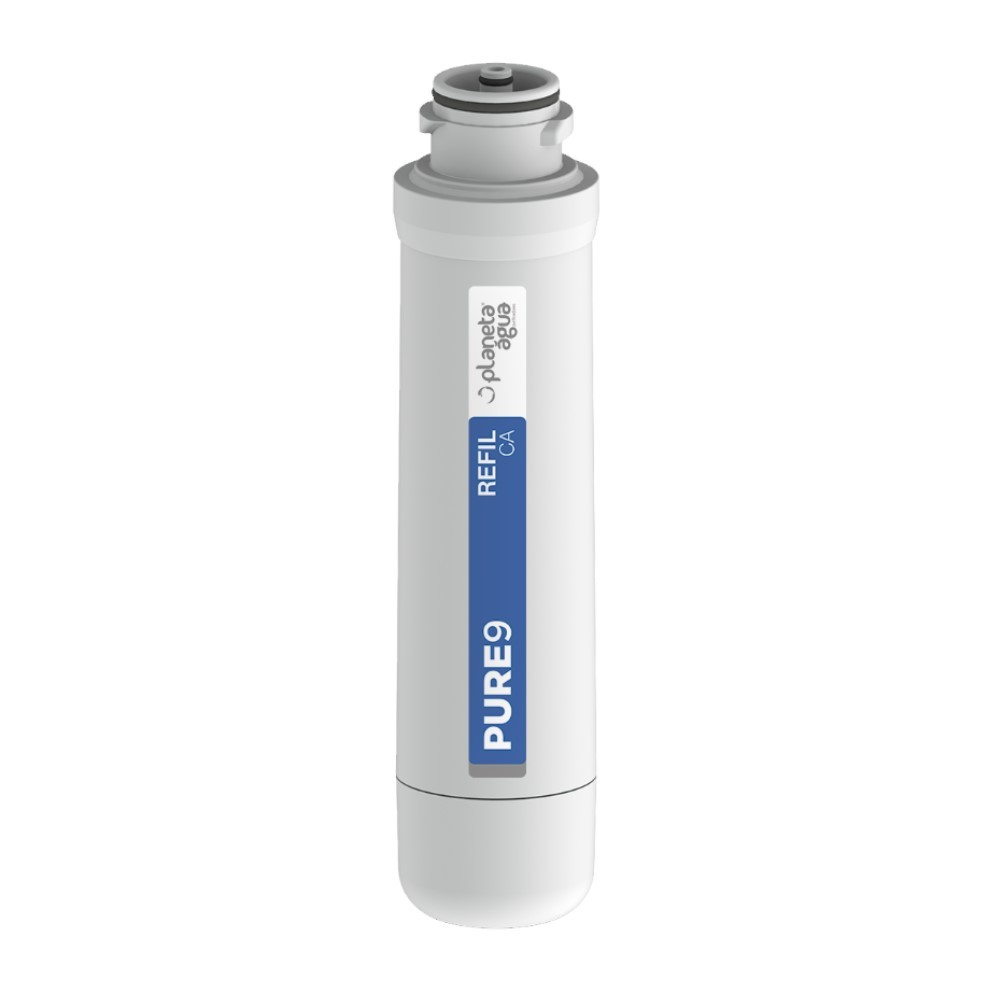 Refil Filtro Purificador de água Planeta água Pure9 CA