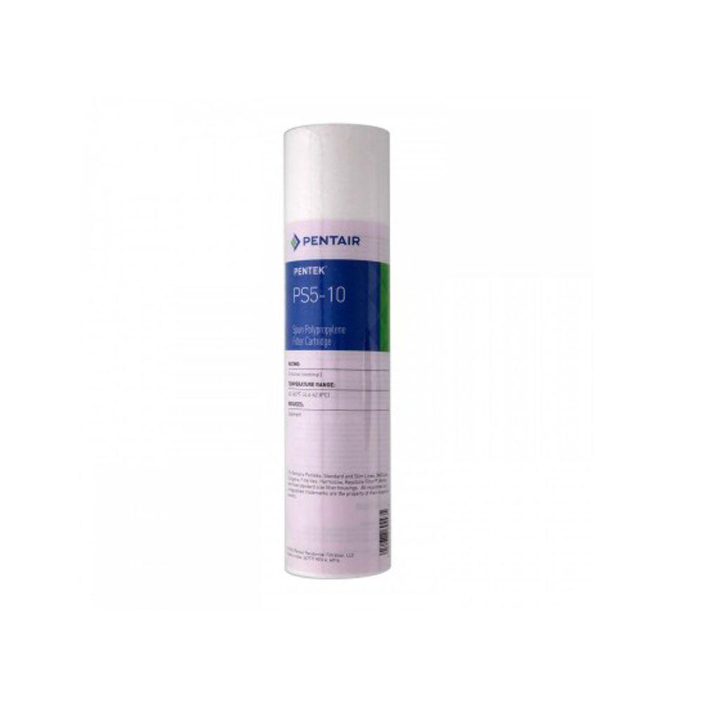 "Refil Filtro Polipropileno 9""3/4 Pentek PS5-10  - SUPERFILTER"
