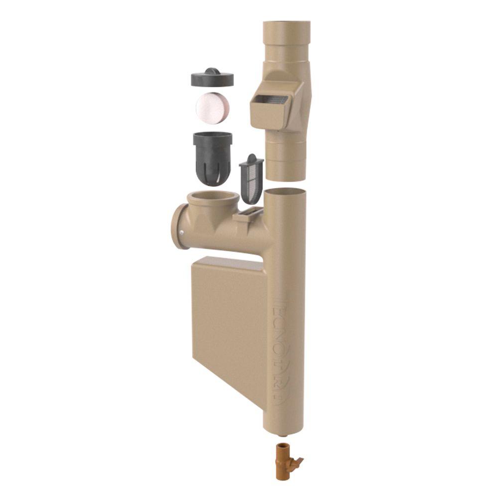 Smart Filtro Tecnotri Universal Decanter para Coletar Água da Chuva