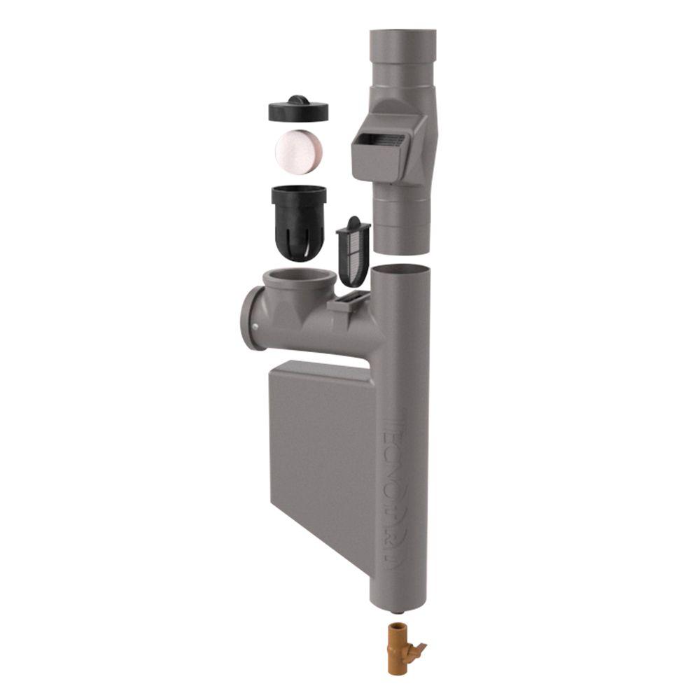 Smart Filtro Tecnotri Universal Decanter para Coletar Água da Chuva  - SUPERFILTER
