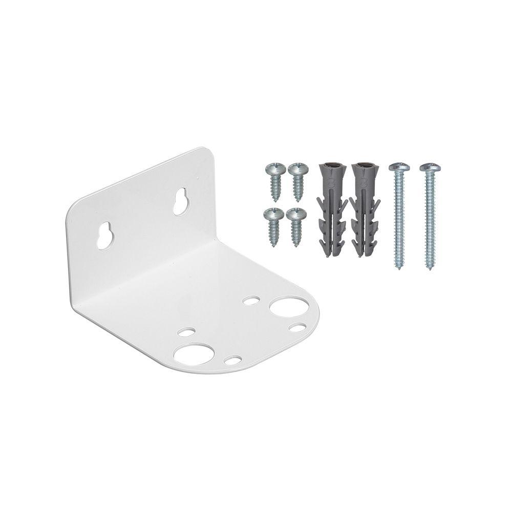 Suporte de metal para carcaças e filtros de 5