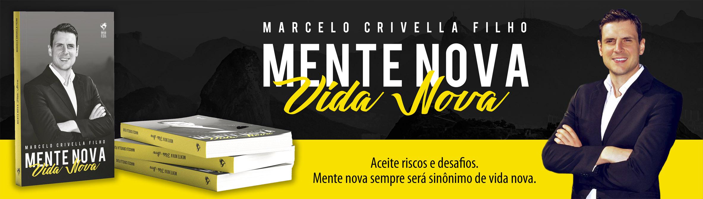 Livro Mente Nova, Vida Nova
