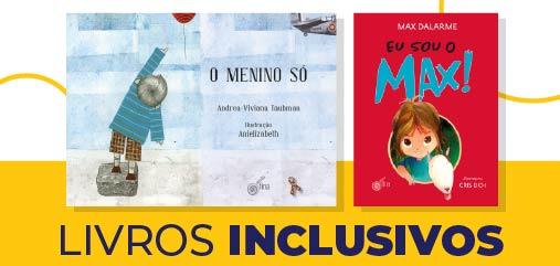 livros inclusivos