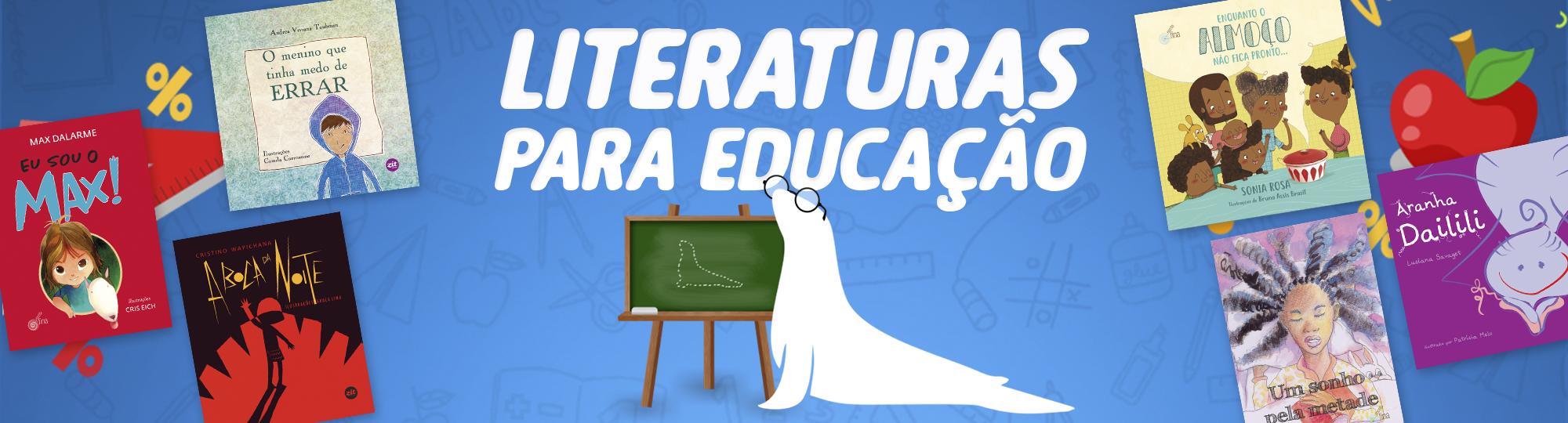 Literaturas para Educação