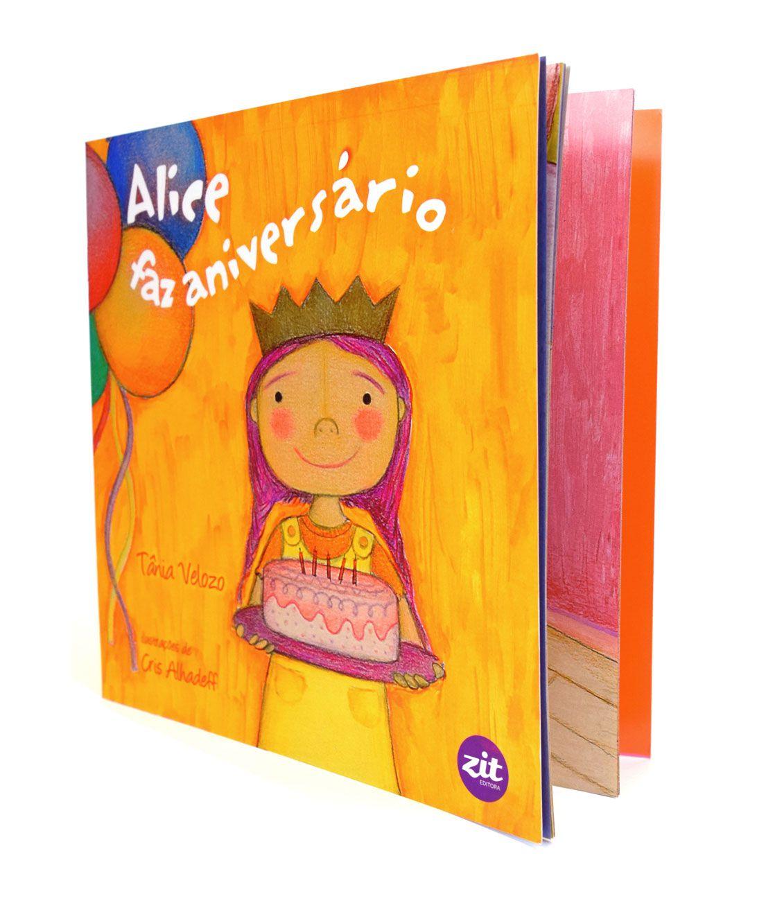 Alice faz Aniversário