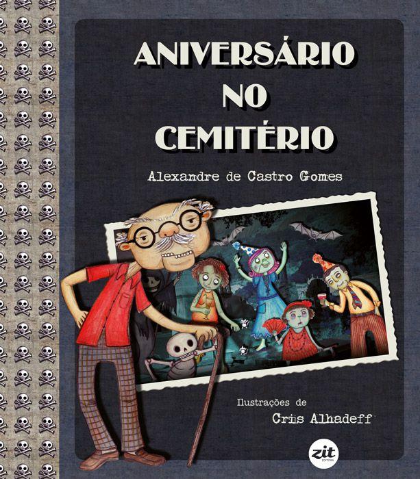 ANIVERSÁRIO NO CEMITÉRIO