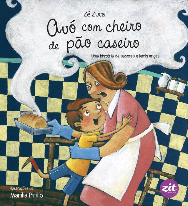 AVO COM CHEIRO DE PAO CASEIRO
