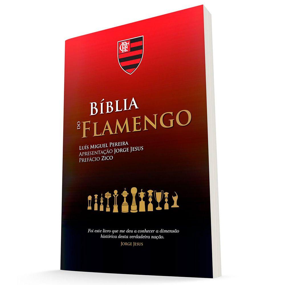Bíblia Do Flamengo - Livro Oficial Dos 120 Anos