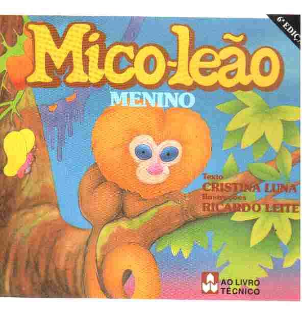 MICO-LEÃO MENINO
