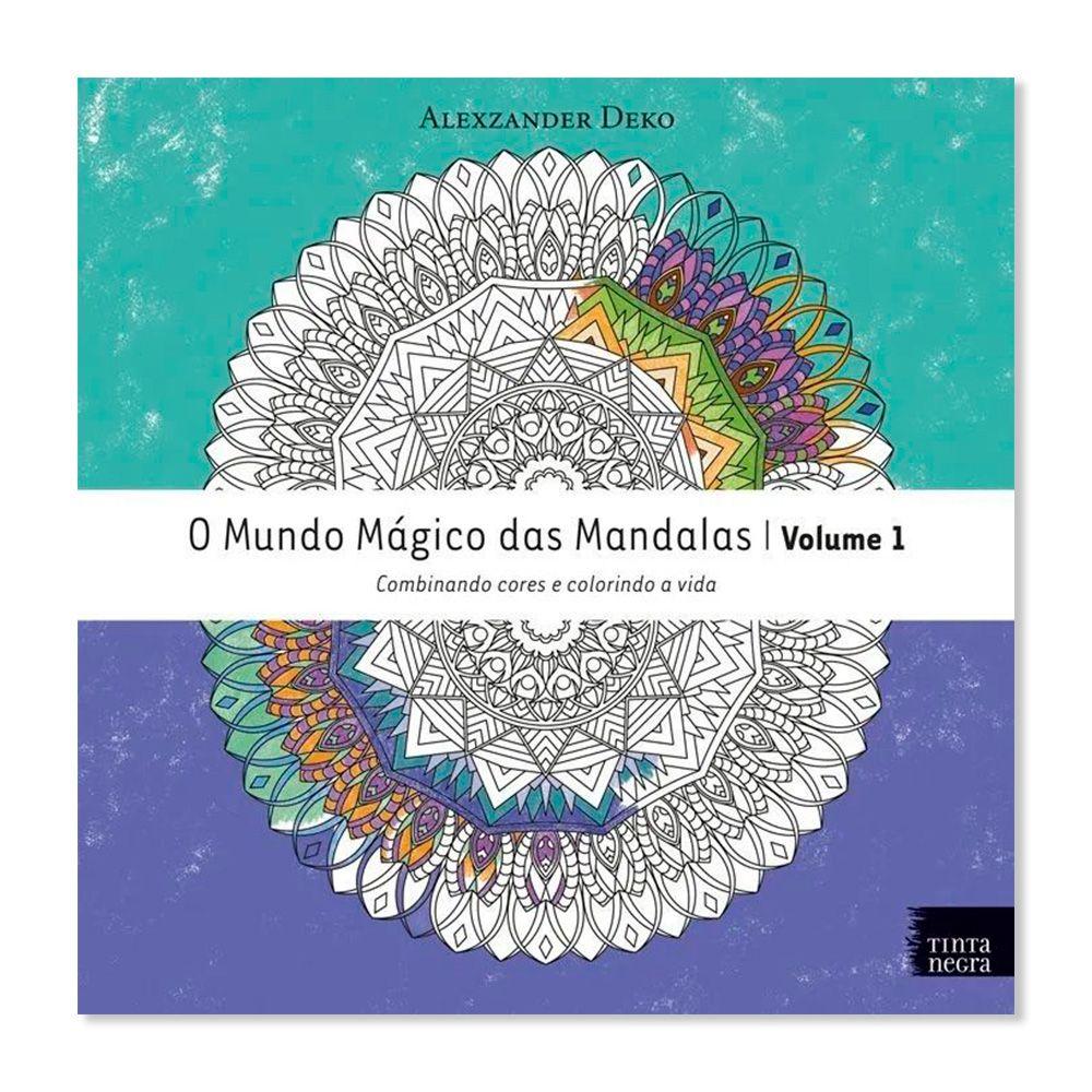 O Mundo Mágico das Mandalas V.1