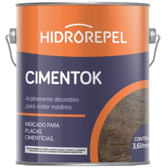 CIMENTOK CASTANHO 3,6L