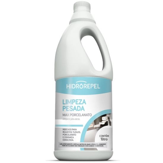 LIMPEZA PESADA MAX PORCELANATO 3L