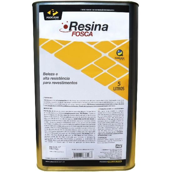 PSC RESINA FOSCA 5L