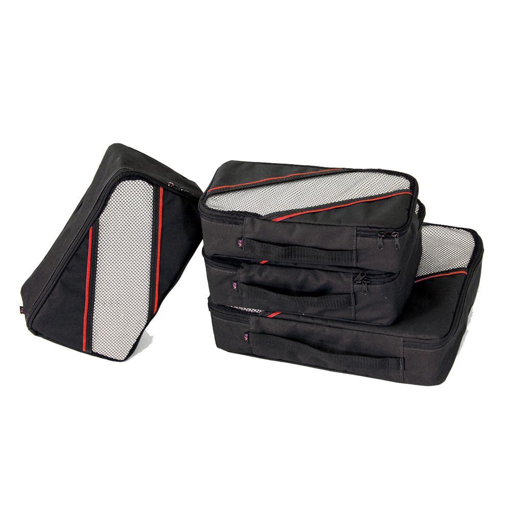 Organizador de Mala - Kit 4 + Bag
