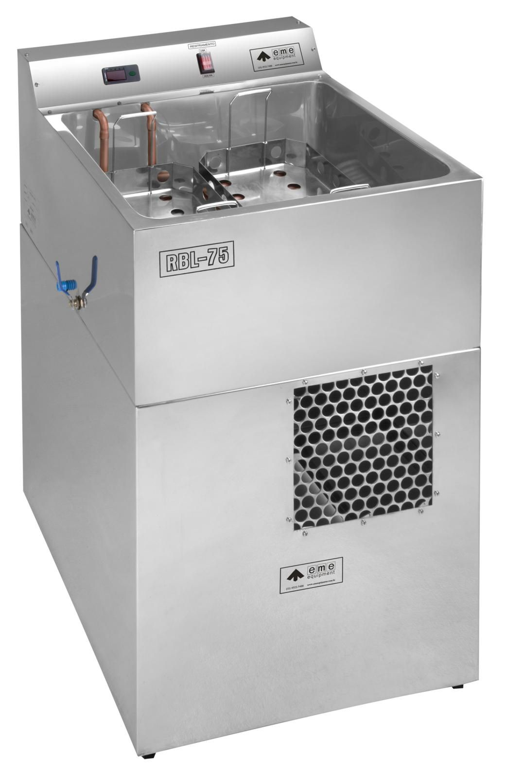 Banho Maria para Pasteurização Modelo ABL-75 -  Matern Milk
