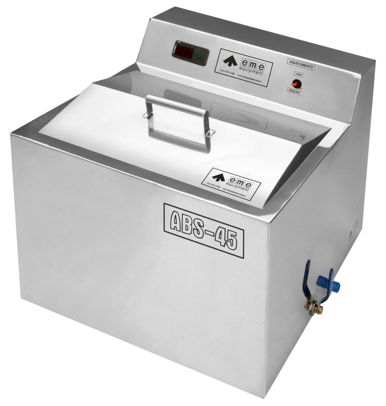Banho Maria para Soro Sangue e Plasma Modelo ABS-45 -  Matern Milk