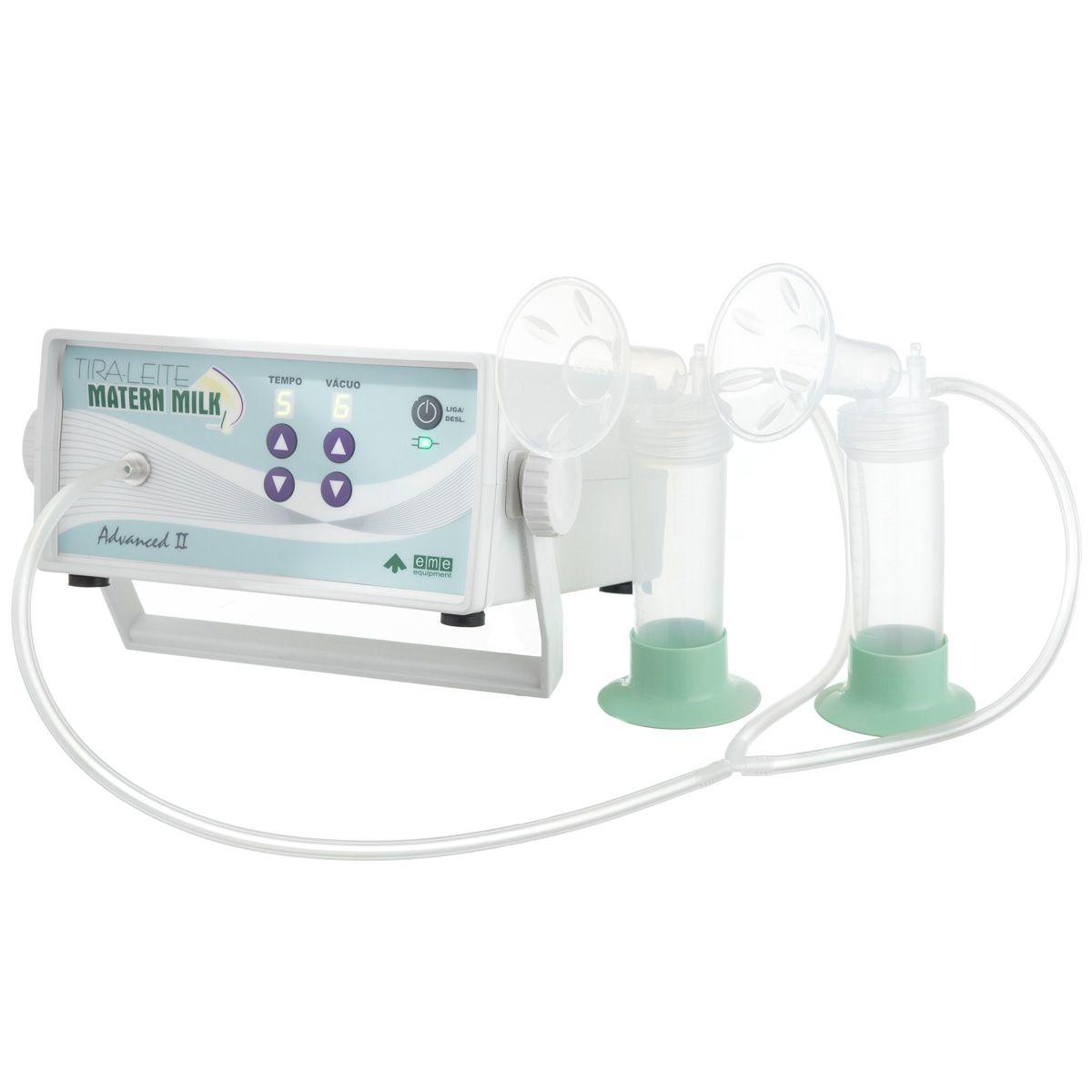 Bomba Tira Leite Hospitalar Matern Milk Advanced - Bivolt