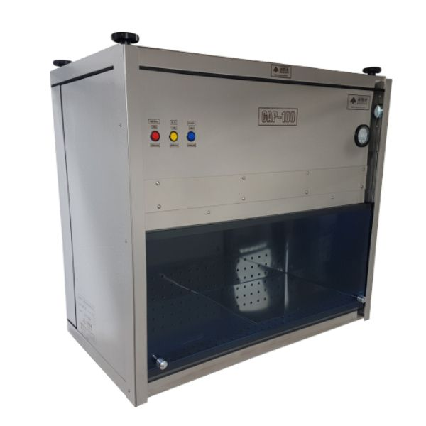 Câmara ASSÉPTICA para manuseio de LHO - Modelo CAP-100 -  Matern Milk