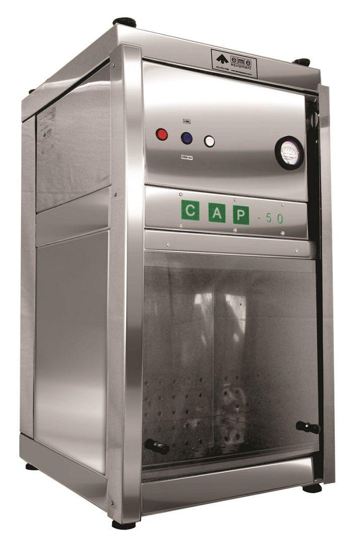 Câmara ASSÉPTICA para manuseio de LHO - Modelo CAP-50 -  Matern Milk