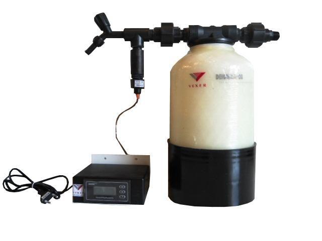 Deionizador pressurizado -  Matern Milk