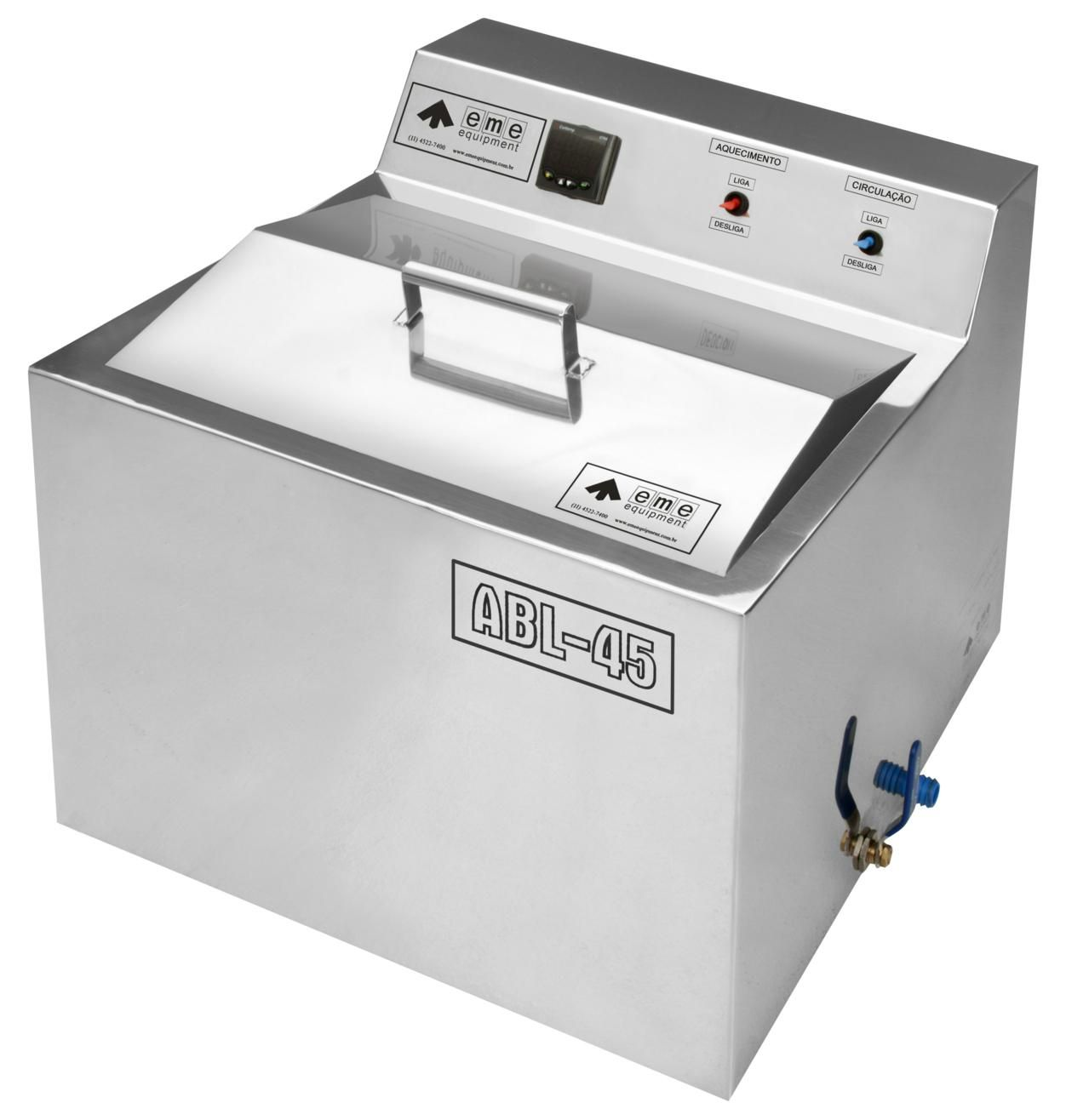 Banho Maria para Pasteurização Modelo ABL-45 - Matern Milk