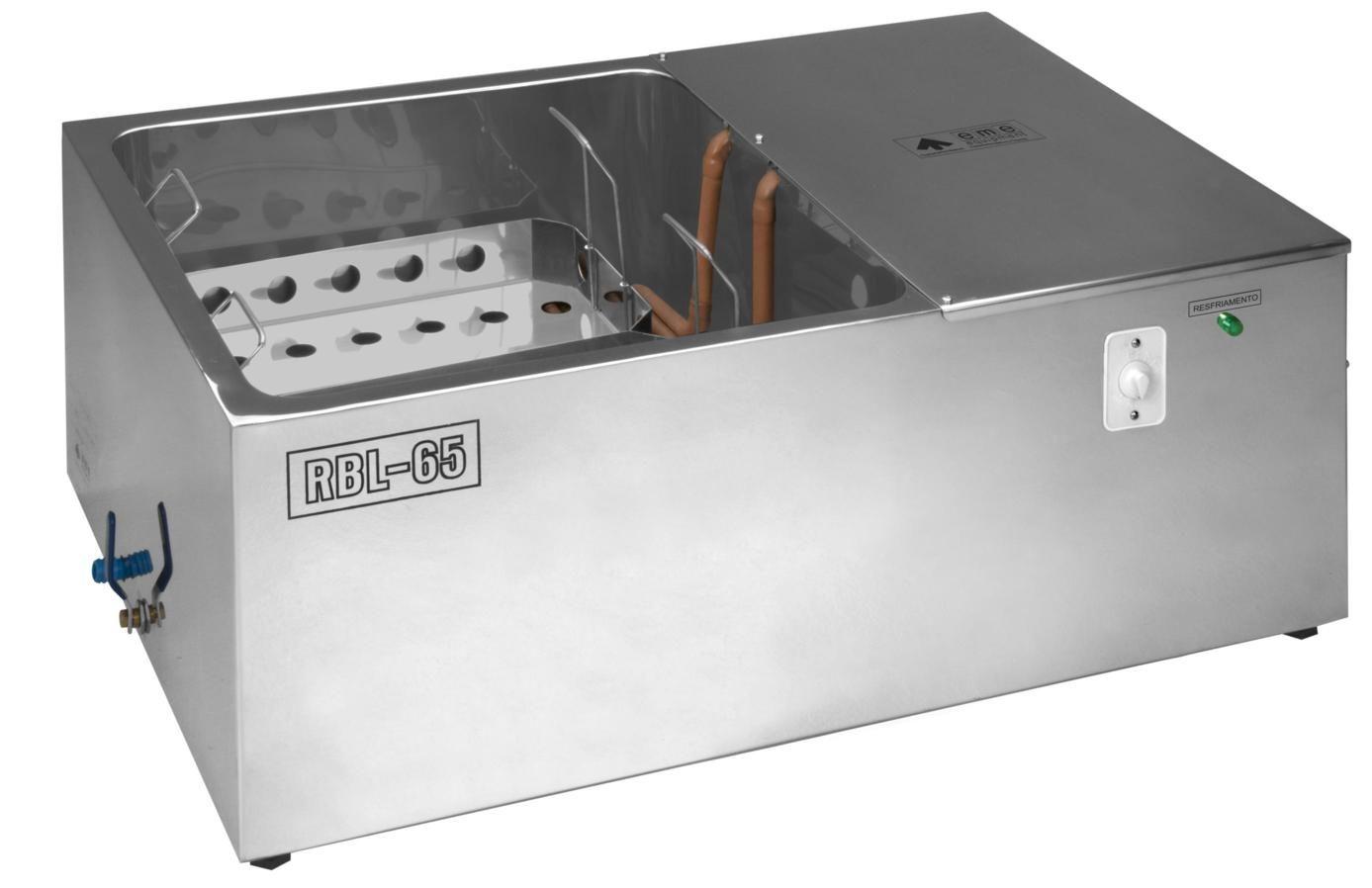 Resfriador Rápido Modelo RBL-65 -  Matern Milk