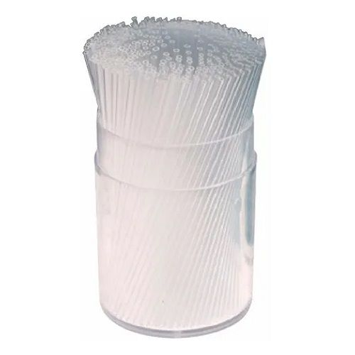 Tubo Capilar Para Microhematócrito Sem Heparina - 500 Unid.
