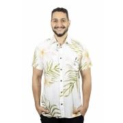 Camisa Hawaii Mc Maxi Tropical Limits