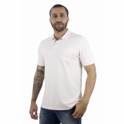 Camisa Polo Ogochi Mc Essencial Com Bolso 0150