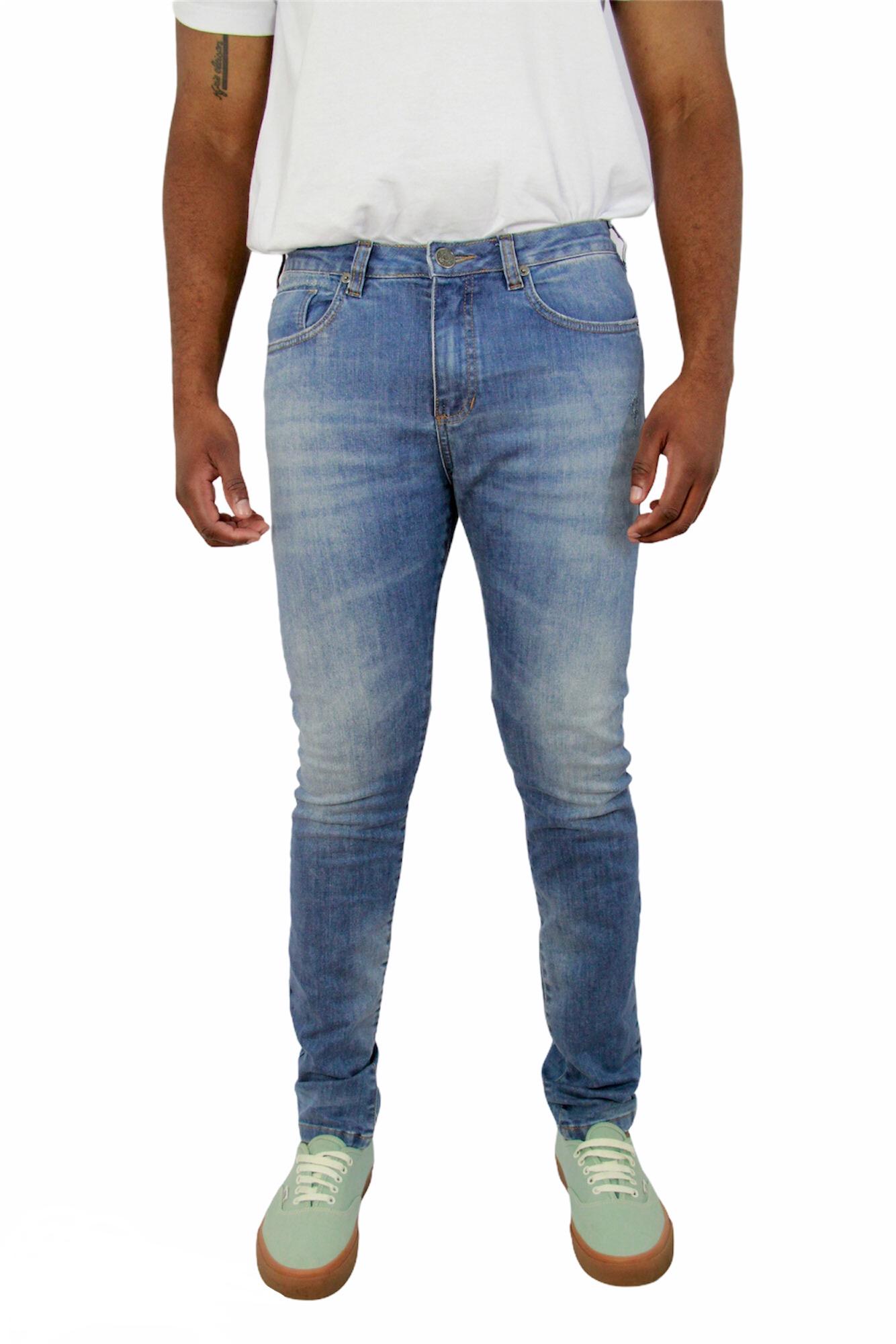 Calça Jeans Arpoador Limits