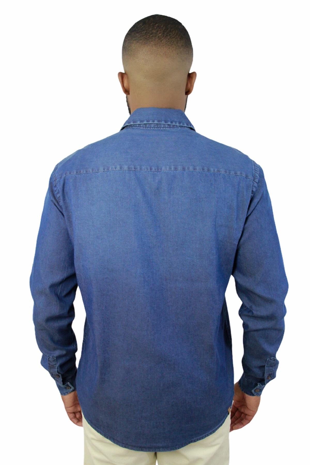 Camisa Manga Longa Concept Slim Ogochi 0555