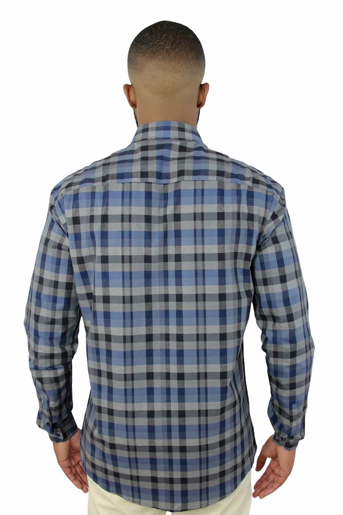 Camisa Manga Longa Essencial Ogochi 0004