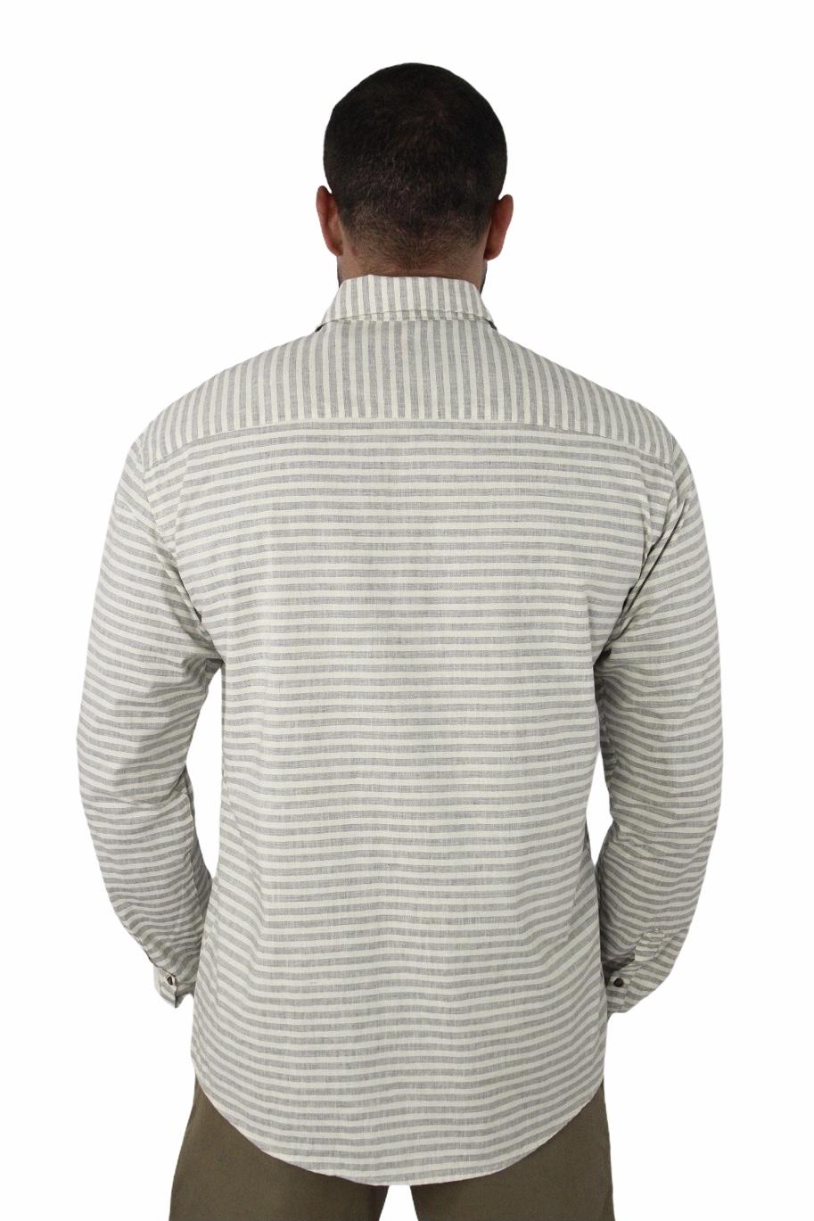 Camisa ML Concept Slim Ogochi