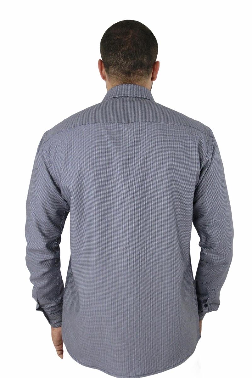 Camisa ML Essencial Slim Ogochi