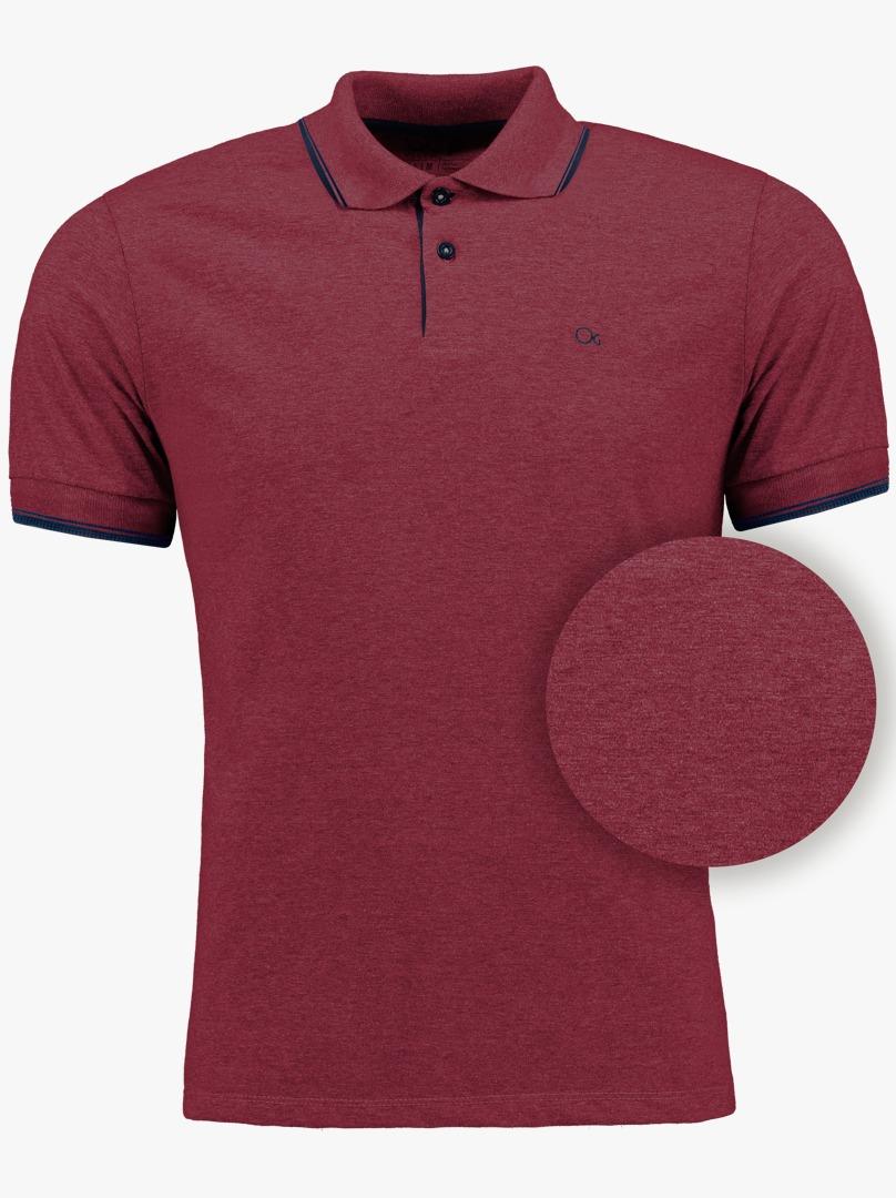 Camisa Polo Mc Essencial Slim 0068