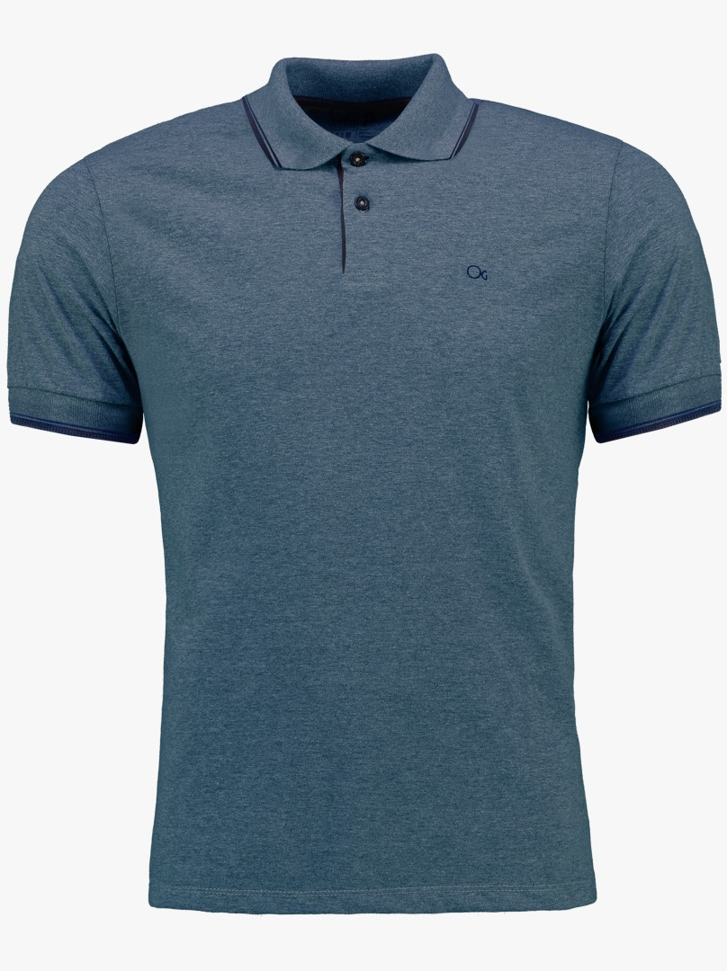 Camisa Polo Mc Essencial Slim 0080