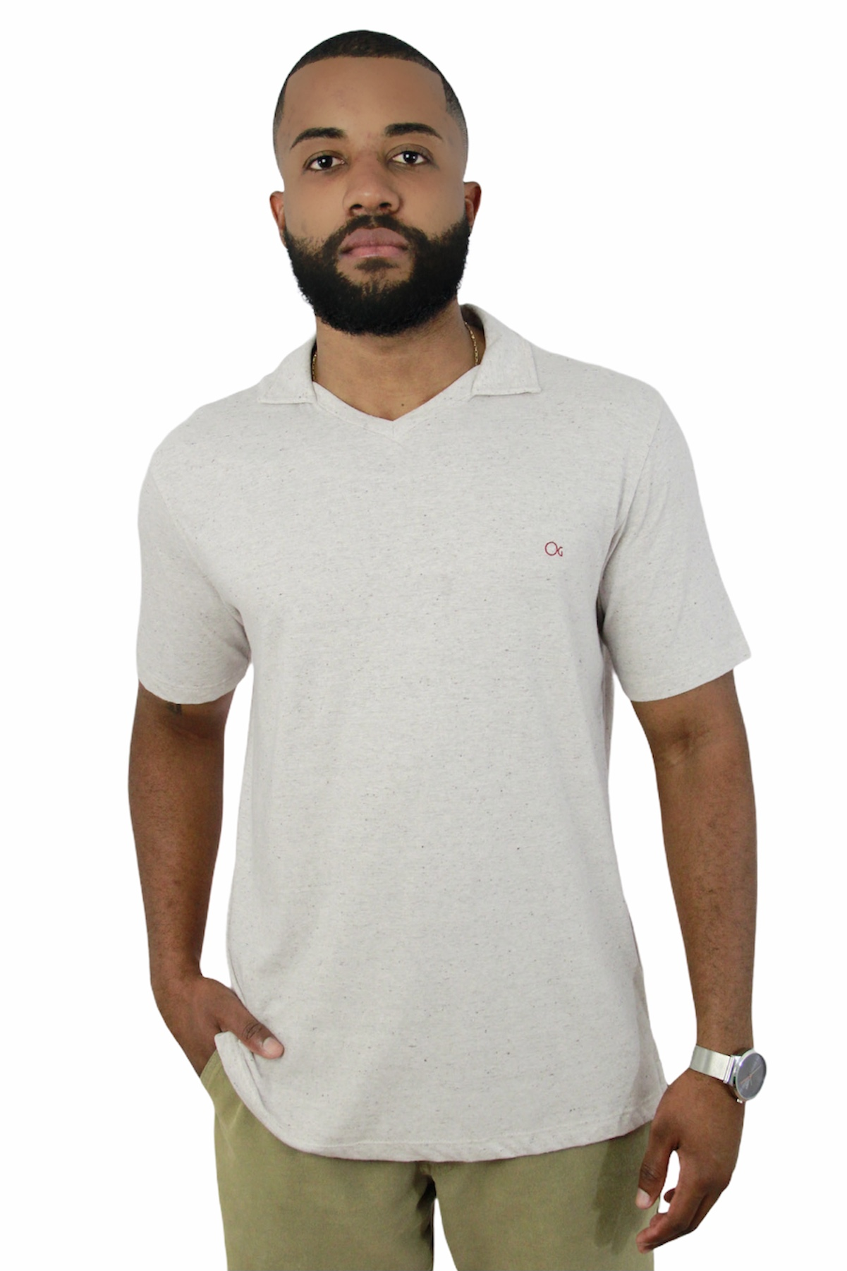 Camisa Polo Ogochi Mc Casual 0002