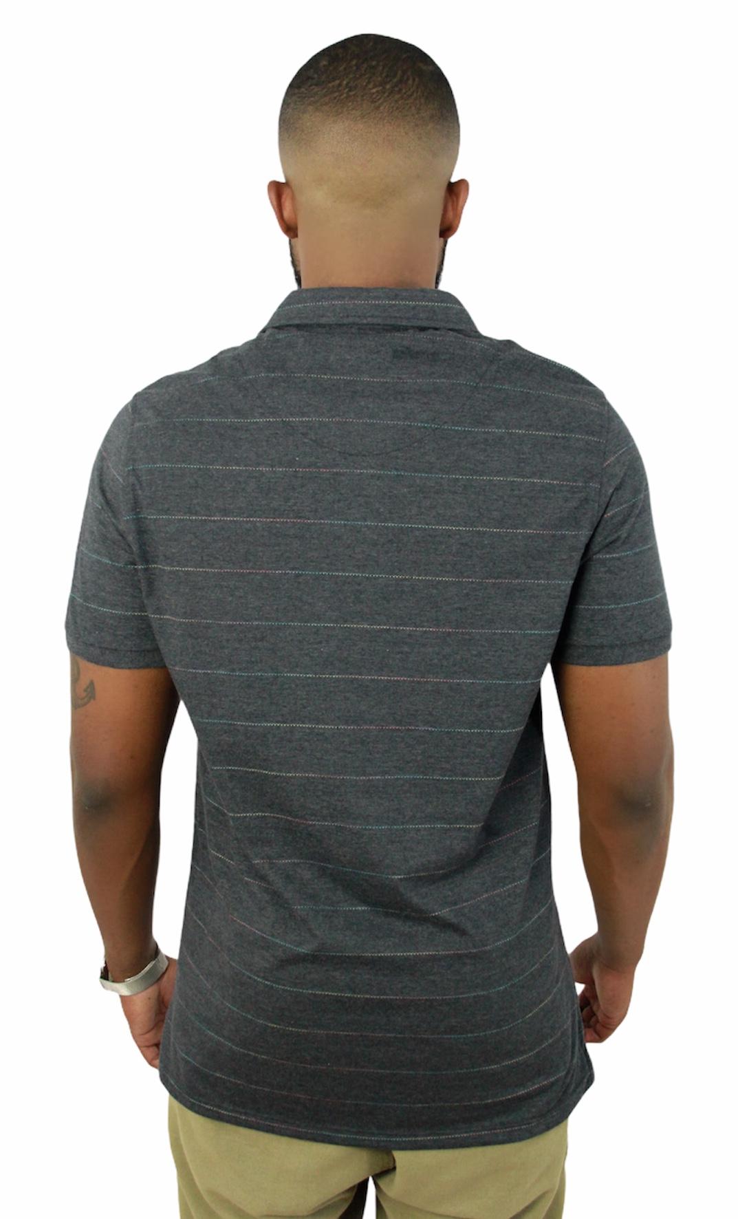 Camisa Polo Ogochi Mc Casual Super Slim 0165