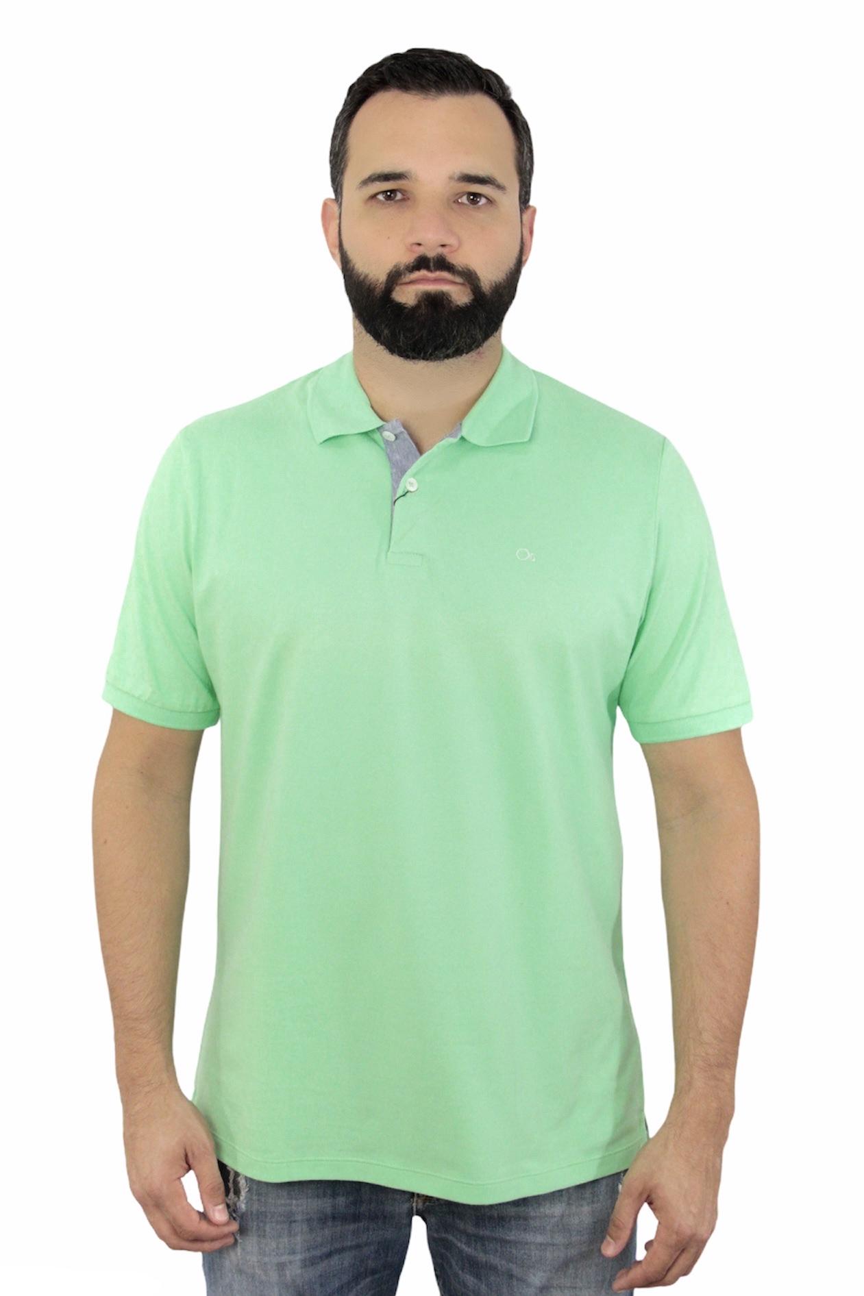 Camisa Polo Ogochi Mc Essencial 0807