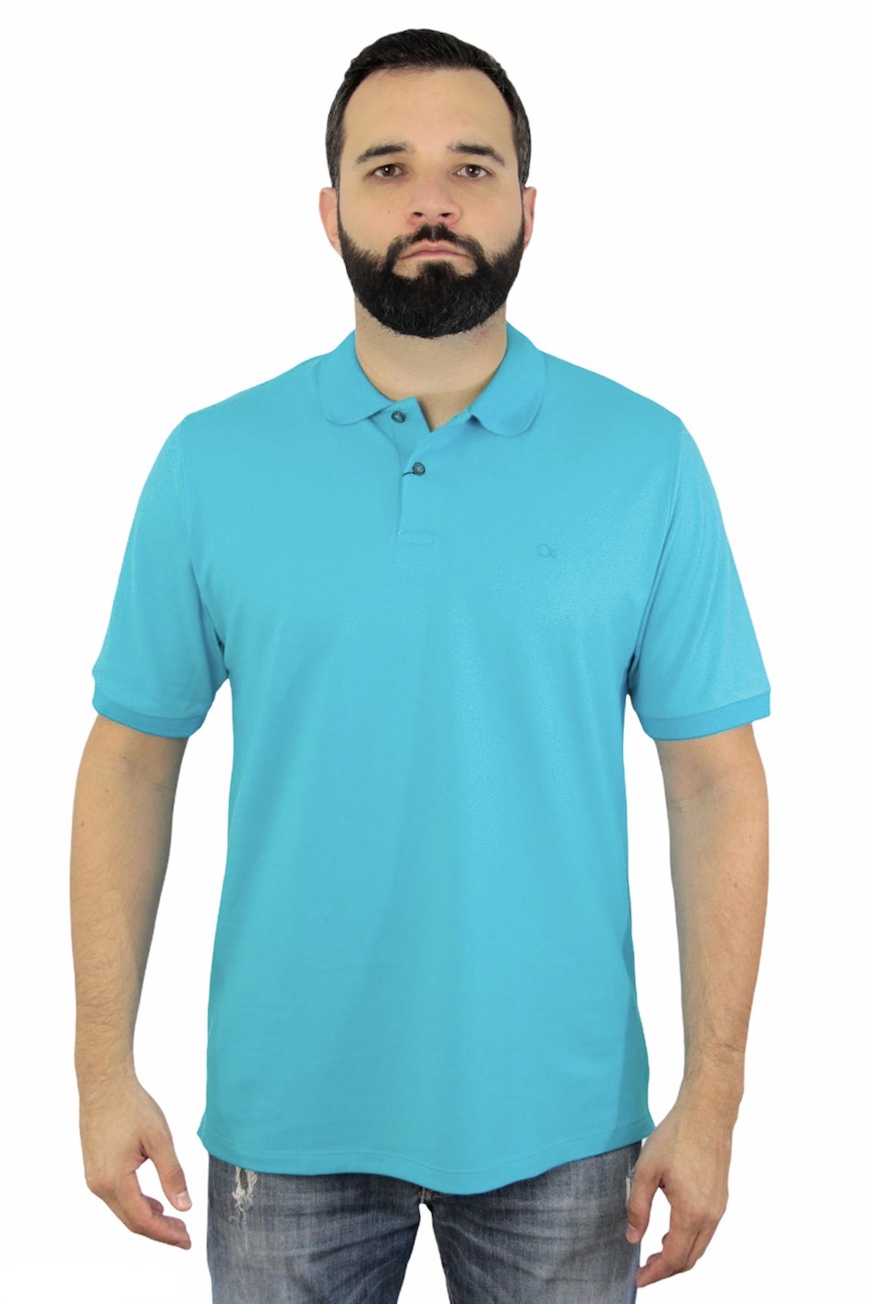 Camisa Polo Ogochi Mc Special Slim 2019
