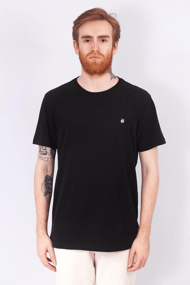 Camiseta Basic Coruja Limits