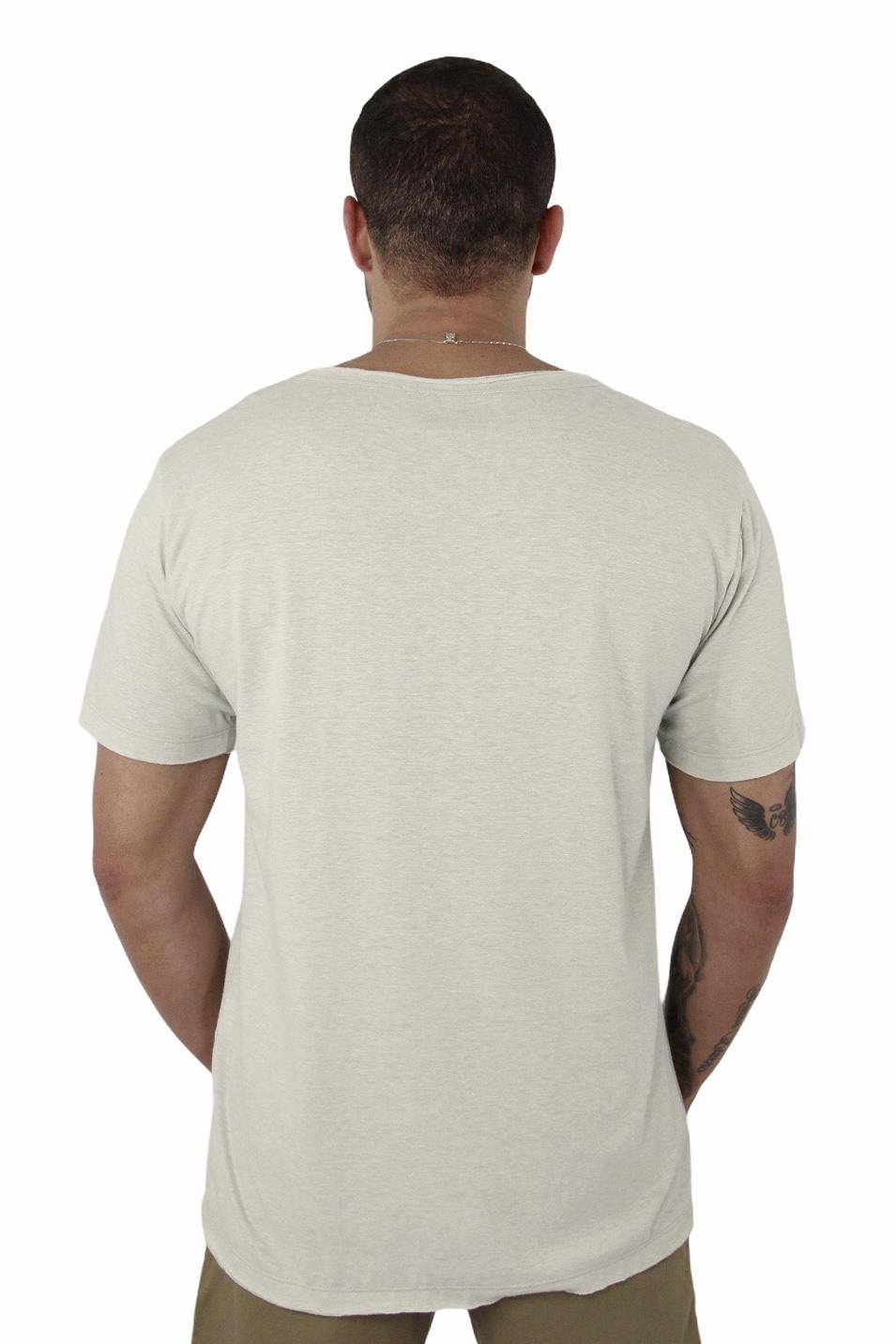 Camiseta Mc Casual Slim Ogochi