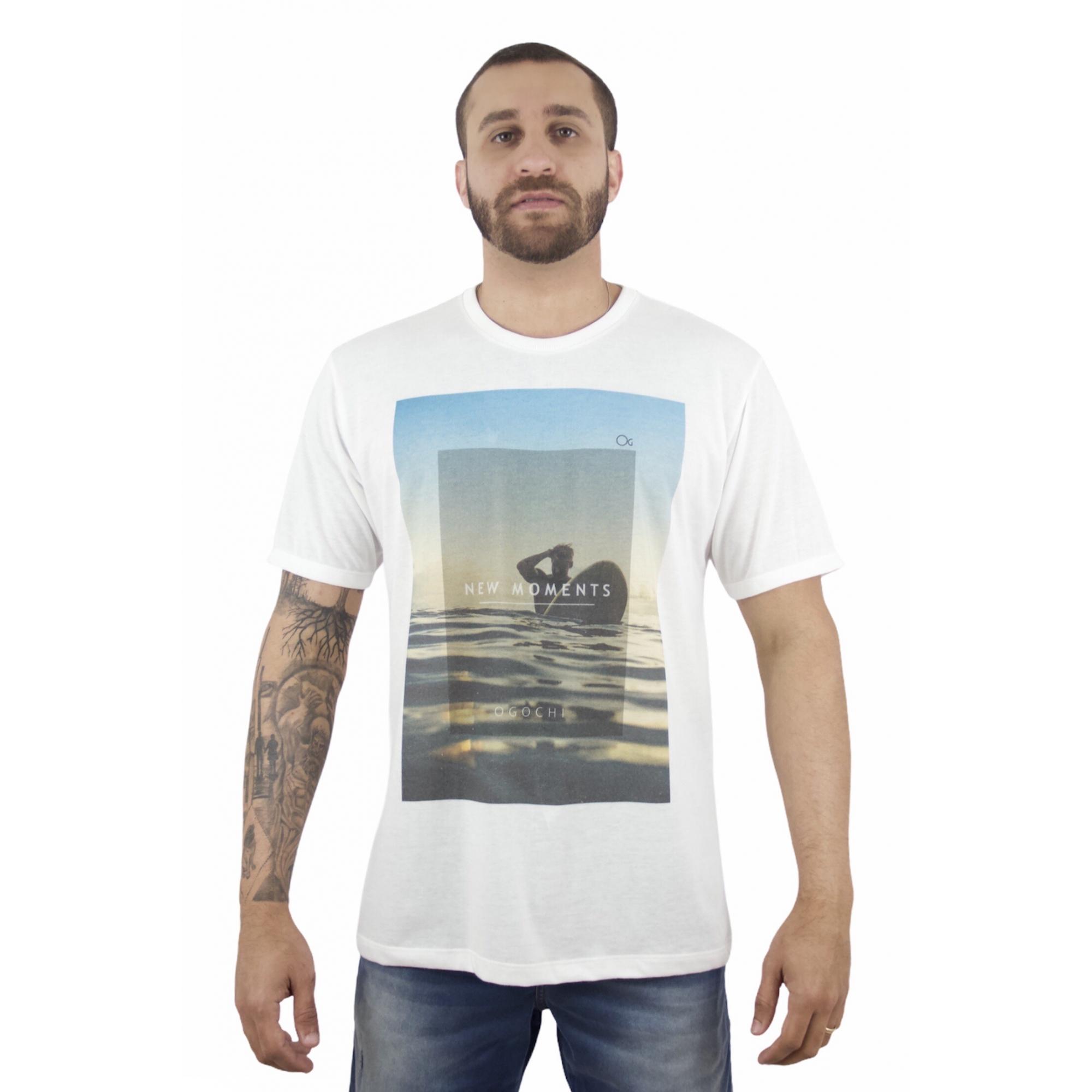 Camiseta Mc Concept Slim Ogochi